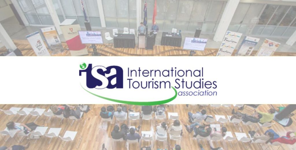 ITSA - International Tourism Studies Association 2